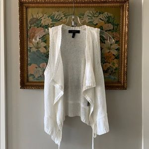 White Summer Best by Jessica Simpson. Size S